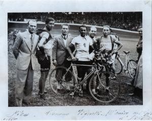 Canelli l'U.S. Canelli al giro d'Italia 1938