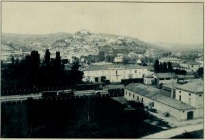 Canelli panorama 1895 da Strucchi foto Doyen