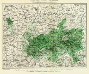 Canelli carta moscato di Canelli 1895