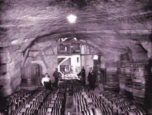 Gilardino cantina anno 1920