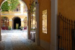 Canelli ingresso palazzo Giuliani