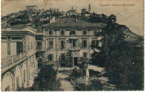 Canelli Palazzo Municipale Anfossi 1925