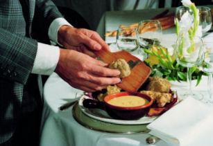 canelli tartufo in tavola